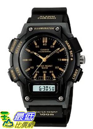 [美國直購 ShopUSA] Casio 手錶 Men's AQ150W-1EV Ana-Digi Chronograph Sport Watch