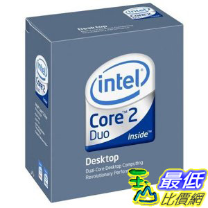 [美國直購 ShopUSA]  Intel 雙核處理器 Core 2 Duo E6320 Dual-Core Processor, 1.8 GHz, 4M L2 Cache, LGA775  $7391