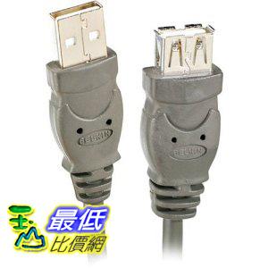 [美國直購 ShopUSA] Belkin USB 延長線 Extension Cable (6 feet)