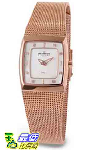 [美國直購 ShopUSA] Skagen 手錶 Women's Watch 380XSRR1_mr  $2713