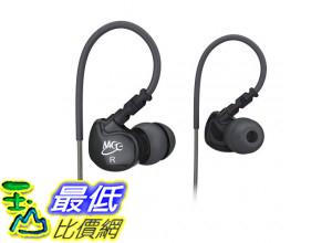 [美國直購] MEE audio 黑色 Sport-Fi M6P In-Ear Headphones 抗噪 耳道式 運動 耳機