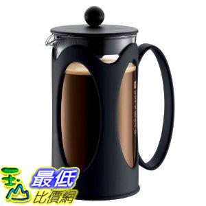 [美國直購 ShopUSA]  Bodum 咖啡機 New Kenya 34-Ounce Coffee Press, Black