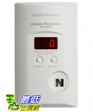 [ [美國進口數位型 2年保固] Kidde KN-COPP-3 一氧化碳 警報器 (Retail) Plug-In Carbon Monoxide Alarm $2198