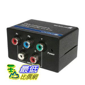 [美國直購 ShopUSA]  StarTech.com 視頻轉換器 HDMI2VGA HDMI to VGA Video Converter with Audio $5114