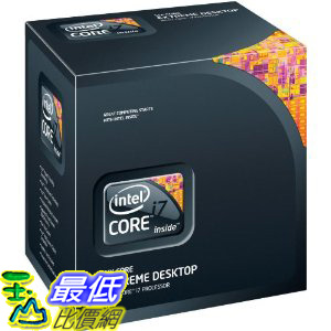 [美國直購 ShopUSA] Intel 原廠 Core i7 980X Extreme Edition 3.33GHz 12 MB  CPU  Processor $36300