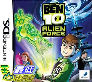 [美國直購 ShopUSA] 任天堂 Nintendo DS Ben 10 Alien Force _AD5 $788