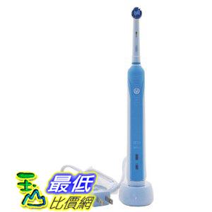 [美國直購 ShopUSA] 電動牙刷 Oral-B 1000 Professional Care 1000 Electric Toothbrush, White and Blue  $1888