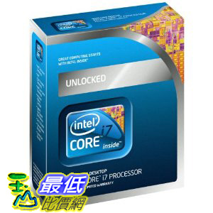 [美國直購 ShopUSA] Intel 處理器 Core i7-875K Processor 2.93 GHz 8 MB Cache Socket LGA1156 $13498