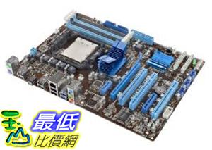 [二手整新品保固一月, 美國直購] 主機板 ASUS M4A87TD/USB3 - AMD 870 - DDR3 - USB 3.0  Motherboard