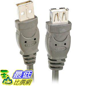 [美國直購 ShopUSA]  Belkin F3U134-06 USB 延長線 Extension Cable - 6ft $542