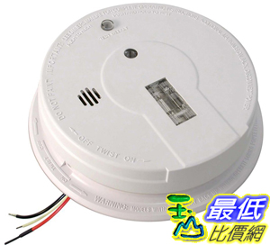 [現貨供應 2年保固] KIDDE 煙霧警報器 Kidde i12080 Hardwire Smoke Alarm with Exit Light and Battery Backup $1009
