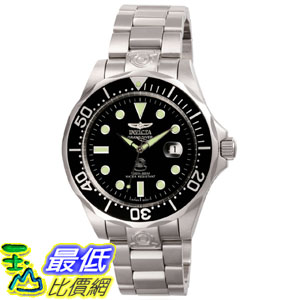 [美國直購 ShopUSA] Invicta 手錶 Men's 3044 Stainless Steel Grand Diver Automatic Watch
