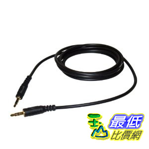 [美國直購 ShopUSA] SIIG 音頻延長線 CB-AU0112-S1 3.5mm Male/Male Stereo Audio Extension Cable (3 meters) $942
