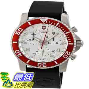 [美國直購 ShopUSA] Victorinox Swiss Army 手錶 Men's 24145 Maverick II Chronograph Watch   $7377