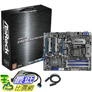 [美國直購 ShopUSA] ASRock 主機板 LGA1155/ Intel Z68/ DDR3/ Quad CrossFireX & Quad SLI/ SATA3&USB3.0/ A&V&GbE/ ATX Motherboard, Z68 EXTREME4 by ASRock $8512