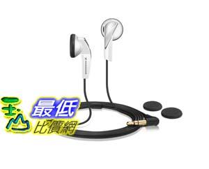[美國直購] Sennheiser 森海塞爾 MX 365 Earphones 耳機 藍白紅三色可選