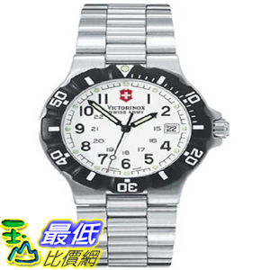 [美國直購 ShopUSA] Victorinox Swiss Army Men's 24004 Classic White Watch 手錶 $5619
