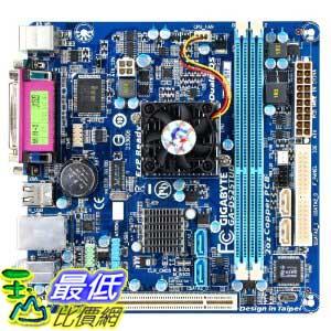[美國直購 ShopUSA] GIGABYTE 主機板 GA-D525TUD Intel Atom D525 1.8GHz 1M L2 cache BGA559 Intel NM10  Motherboard/CPU  $15000