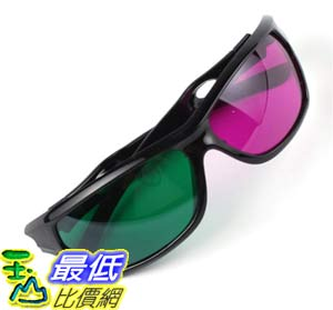 _a[玉山最低比價網] #全新 紅綠 3D 立體眼鏡 3D電影 (281265_Y24) $30