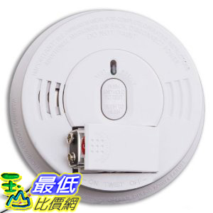 [現貨供應 2年保固] KIDDE 《120V 煙霧警報器含備援電池  2入》Kidde i12060 Basic Hardwire Smoke Alarm with fron load battery backup $1298