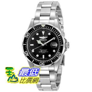 [美國直購 ShopUSA] Invicta 手錶 Men's 8932 Pro Diver Collection Silver-Tone Watch