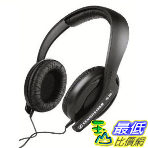[美國直購 現貨] Sennheiser HD 202 II Professional Headphones (Black)耳機