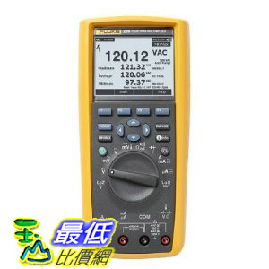 [美國直購 ShopUSA] 萬用表 Fluke 289 True-RMS Logging Multimeter with TrendCapture $22288