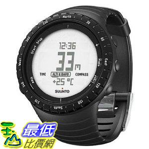 [美國直購hopUSA] Suunto 手錶 Core Wrist-Top Computer Watch Black $11557