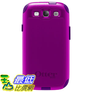 [美國直購 USAshop] OtterBox 保護殼 77-21388 for Samsung Galaxy S III Commuter Case, Boom Purple