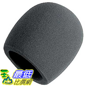 [A 美國直購 ShopUSA] 麥克風防?罩 On Stage Foam Ball-Type Mic Windscreen, Black $380