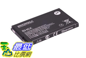 [美國直購 USAshop] Motorola 電池 OEM Droid X/MB810 Extended Battery BH6X