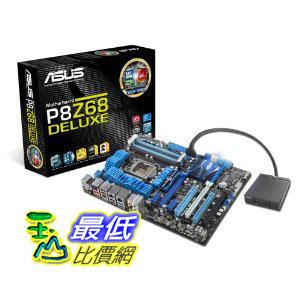 [美國直購 ShopUSA] ASUS 主機板 BOXDP67DEB3Deluxe 6Gbps and USB 3.0 - ATX Intel Z68 DDR3 2200 Motherboards  $10099