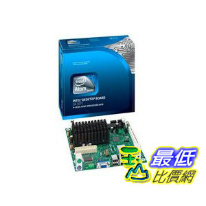 [美國直購 Shop USA] 主機板 Intel Atom D410/Intel NM10/DDR2/A&V&L/Mini-ITX Motherboard, Retail BOXD410PT $3099