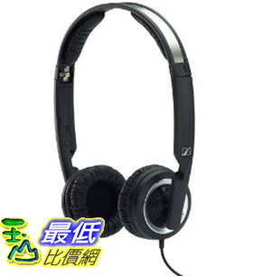 [美國直購 ShopUSA] Sennheiser 黑色耳機 PX 200 II standard B Closed Mini Headphones with Integrated Vol Control (Black) $3193