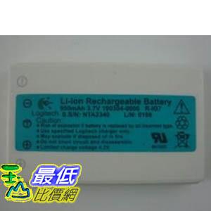 [美國直購 現貨] Logitech 電池 Rechargeable Battery for Harmony 720 880 890 900 3.7V 950 mAh _D02