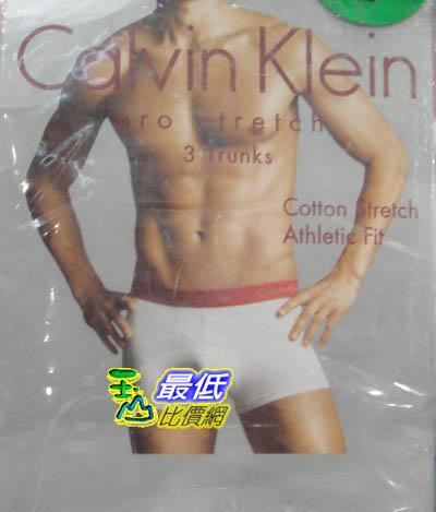 _% [玉山最低比價網] COSCO CALVIN KLEIN 男彈性平口褲3入尺寸:S~XL缺M號 _C404965 $1056