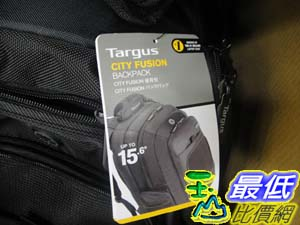 """[玉山最低比價網] COSCO TARGUS 15.6"""" LAPTOP BACKPACK  筆記型電腦後背包 _C76871 $1465"""