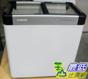 [玉山最低比價網A]   LIEBHERR 玻璃推拉冷凍櫃 EFE-1102 容量108公升_C76529 $13726