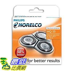 [美國直購A] Philips Norelco HQ 55 HQ55/ HQ4/ HQ3  Reflex Replacement Heads $1559