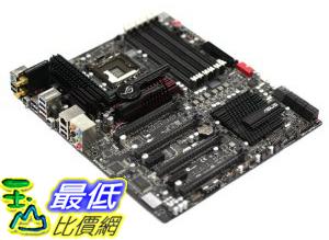 [美國直購 ShopUSA] 主機板 ASUS Rampage III Black Edition Intel X58/ICH10R Chipset DDR3 Triple-Channel Memory 2200 LGA 1366 Extended ATX Motherboard $20999