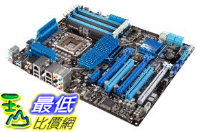 [美國直購 ShopUSA] 主機板 ASUS P6X58D Premium - LGA 1366 - X58 - DDR3 - USB 3.0 SATA 6 Gb/s - ATX Motherboard $11099