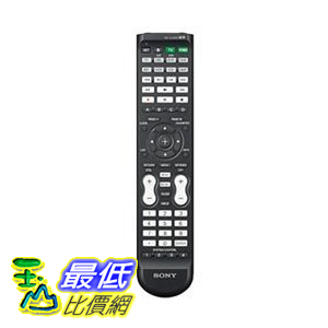 [已設定可以遙控 Roomba 遙控器]  Sony 新款萬用遙控器 RMVLZ620 Remote Control Up To 8 Compatible Video Components (Black)