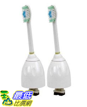 [2入裝原廠最低價] Philips  Sonicare HX7002/30 E-Series Replacement Brush Head