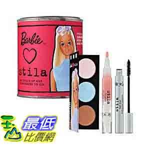 [美國直購 ShopUSA] Stila Barbie Loves Stila Paint Can - 1971 Malibu Doll 塗抹 $1900