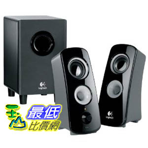 [美國代購 USAShop] 音箱 Logitech Speaker System Z323 with Subwoofer $3080