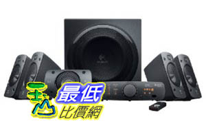 [美國代購 USAShop] 音箱 Logitech Surround Sound Speaker System Z906 (980-000467) $17140