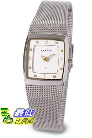 [美國直購 ShopUSA] Skagen 手錶 380xsgs1 Steel Ladies Watch $2655