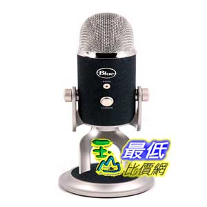 [美國直購 ShopUSA] Blue 話筒 Microphones  Yeti Pro USB Condenser Microphone, Multipattern 1967 $10210