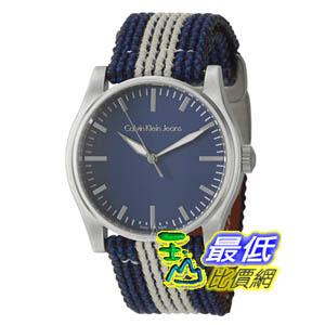 [美國直購 ShopUSA] CALVIN KLEIN JEANS Navigation 男士手錶 K5711106 _afd $4260