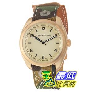[美國直購 ShopUSA] CALVIN KLEIN JEANS Impulse 男士手錶 K5811415 _afd $2740